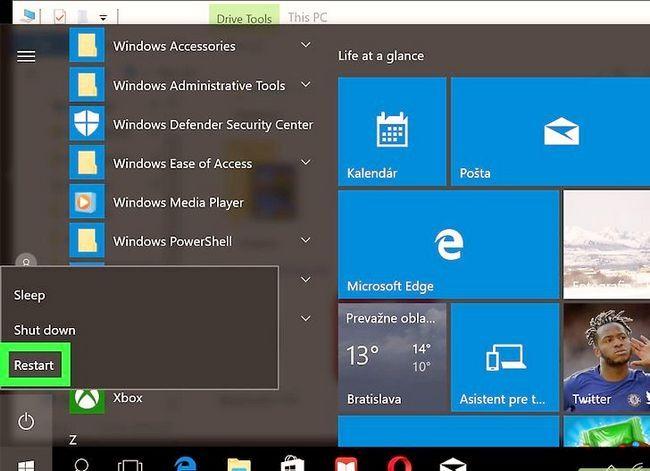 Prent getiteld Verwyder Windows 8.1 Stap 13