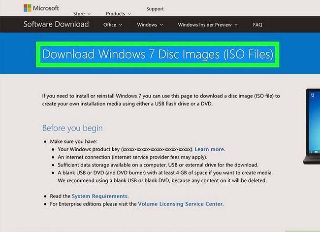Prent getiteld Verwyder Windows 8.1 Stap 2