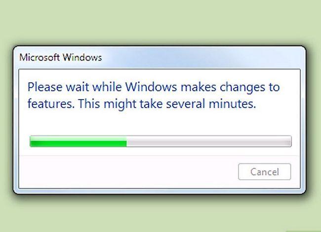 Prent getiteld Verwyder Windows Media Player 12 Stap 7