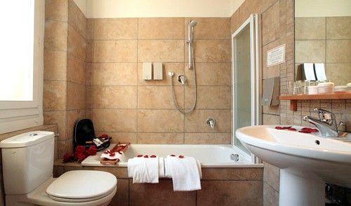 Prent getiteld Hotel Kursaal & amp; Ausonia Rooms