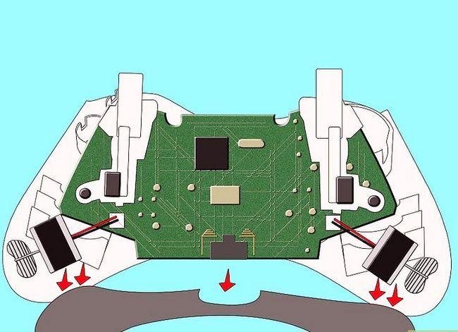 Prent getiteld Ontkoppel `n Wireless Xbox 360-kontroleerder vir die skildery van stap 5