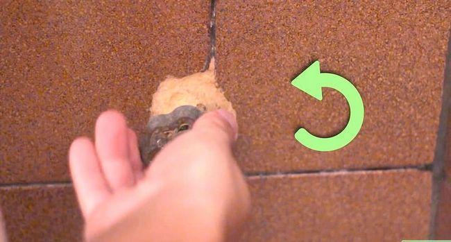Prentjie getiteld Stamp `n toilet Stap 3