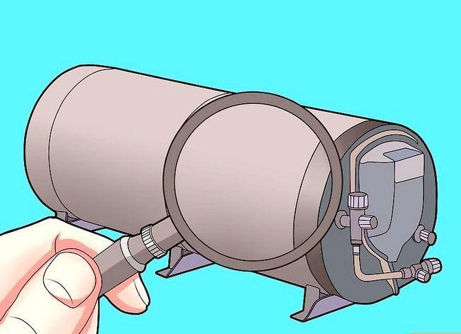 Prent getiteld Verskuif die waterverhitter van jou RV Stap 1