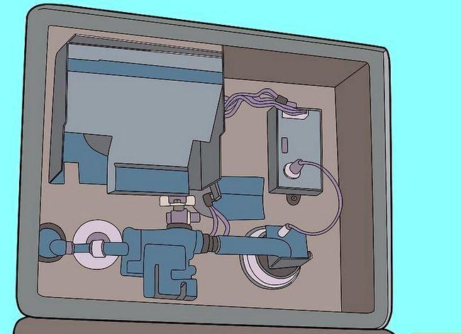 Prent getiteld Verskuif die waterverhitter van jou RV Stap 3