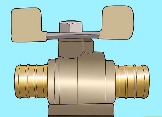 Beeld getiteld Bypass die waterverhitter van jou RV Stap 4