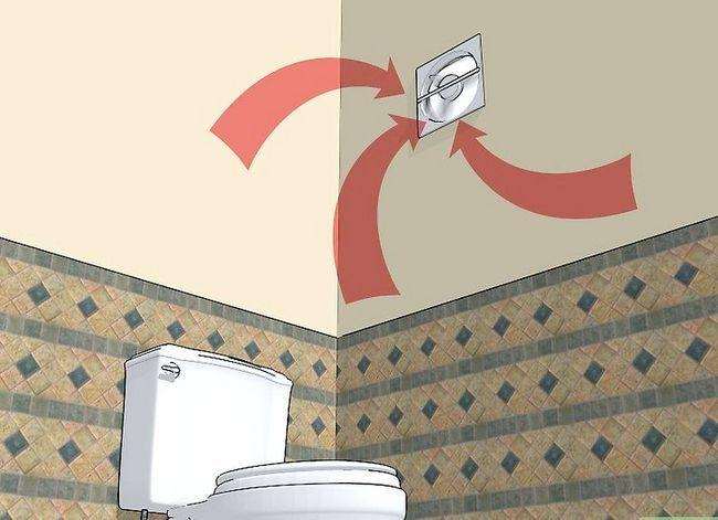 Prent getiteld Stop Toilet Tank Sweating Stap 2