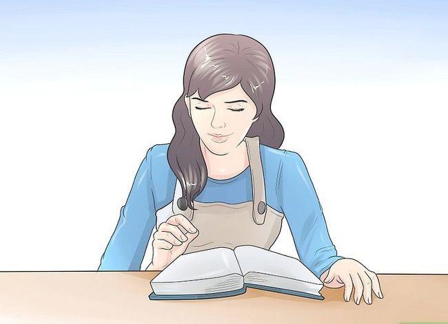 Prent getiteld Bepaal bates in Rekeningkunde Stap 1