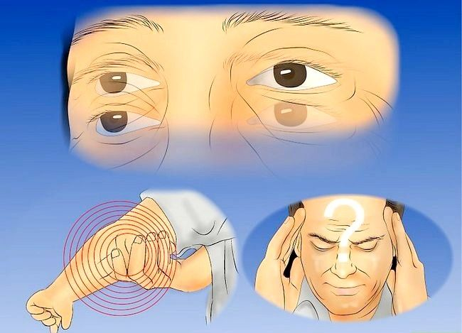 Prent getiteld Diagnose Multiple Sclerosis Stap 2