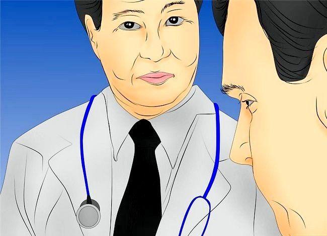 Prent getiteld Multiple Sclerosis diagnose Stap 9