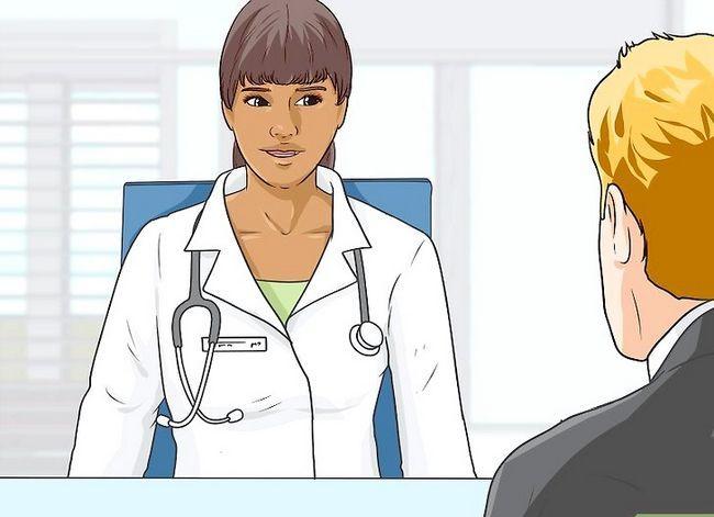 Prent getiteld Diagnose Septiese Artritis Stap 8