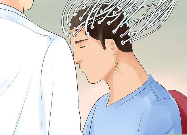 Prent getiteld Diagnose Epilepsie Stap 11