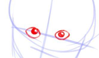 Prent getiteld Eyes Stap 2 13
