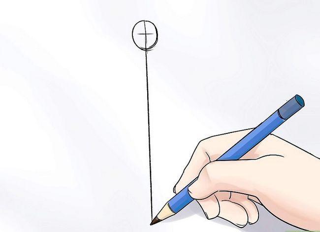 Prent getiteld Teken Fashion Sketches Stap 4