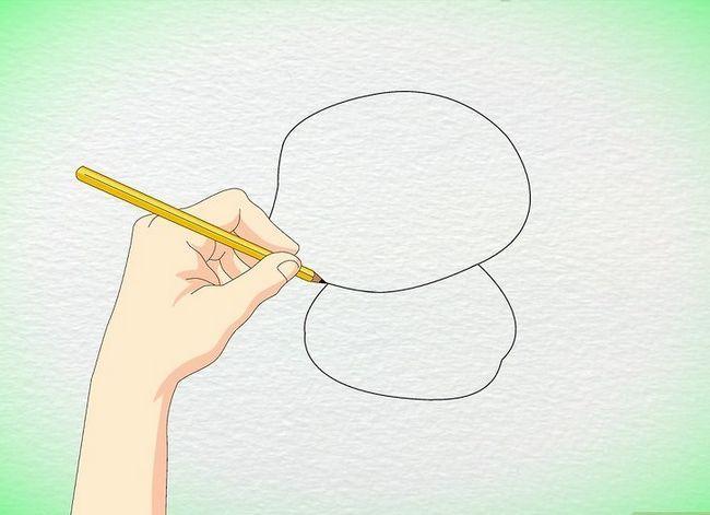 Prent getiteld Teken `n Anime Hamster Stap 2