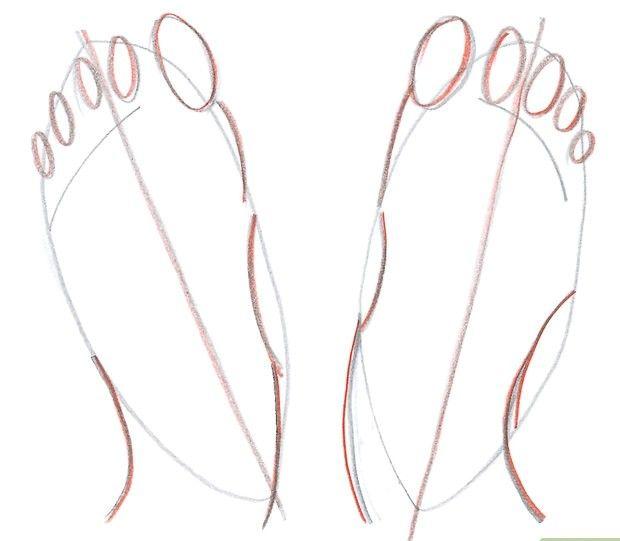 Prent getiteld Curves Stap 5