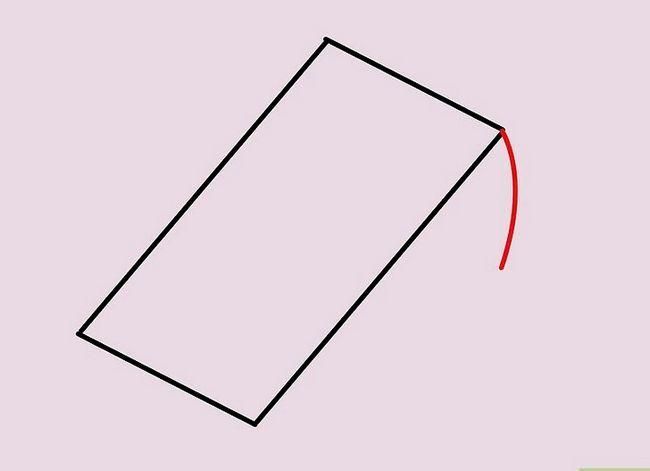 Prent getiteld Teken `n Cartoon Cheese Step 04