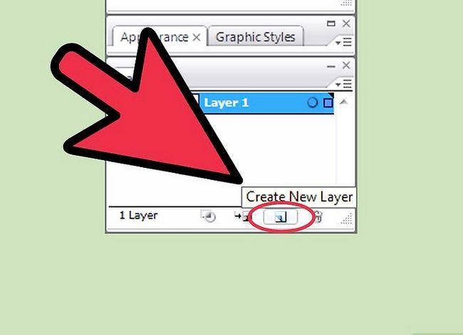 Prent getiteld Teken `n Cowboy-hoed in Adobe Illustrator CS3 Stap 3