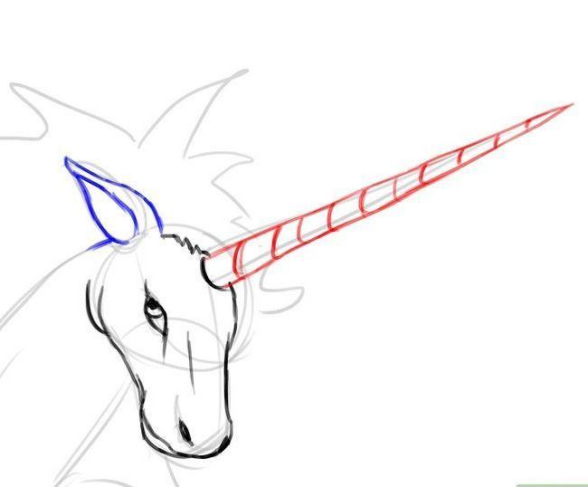 Prent titel Horn Stap 5