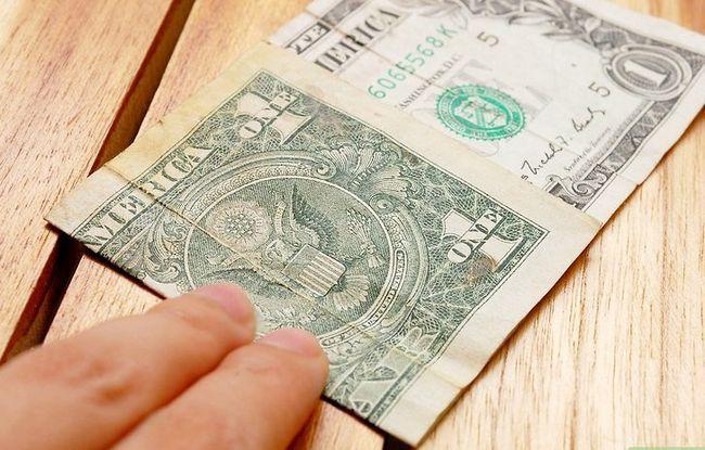 Prent getiteld Vou Dollar Bill Presiese Derde Stap 4