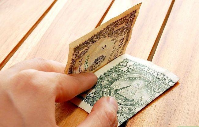 Prent getiteld Vou Dollar Bill Presiese Derde Stap 5