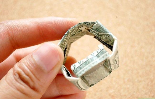 Beeld getiteld Vou `n Dime in `n Dollar Bill Stap 12