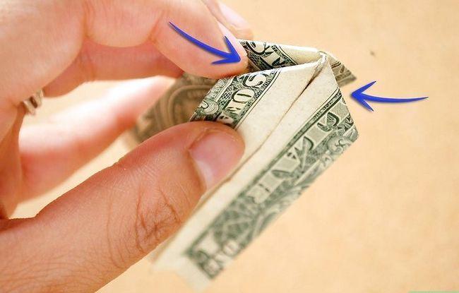 Prentjie getiteld Vou `n duim in `n dollarwetsontwerp Stap 6