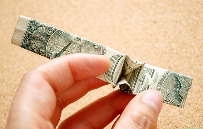 Beeld getiteld Vou `n dime in `n Dollar Bill Stap 10