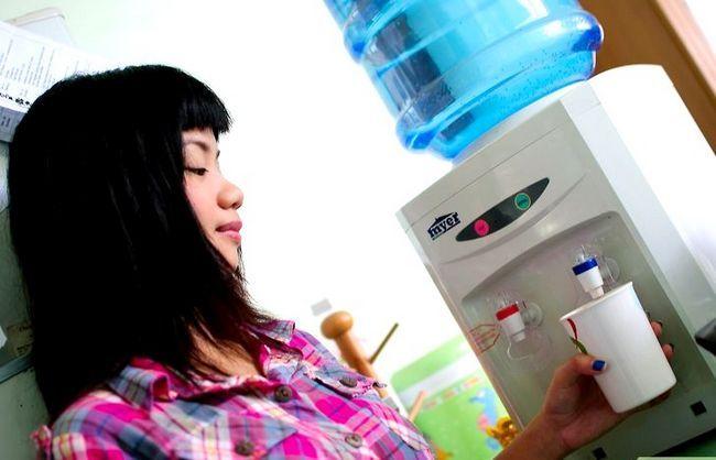 Beeld getiteld Drink Meer Water Elke Dag Stap 3