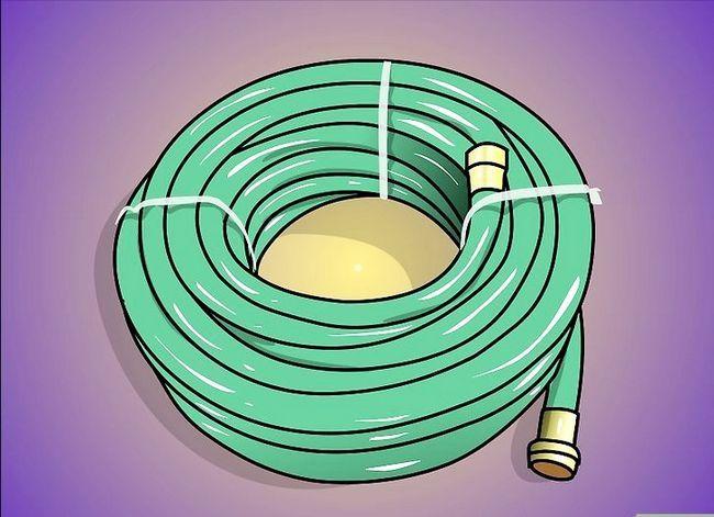 Prent getiteld Drain `n waterverwarmer Stap 6