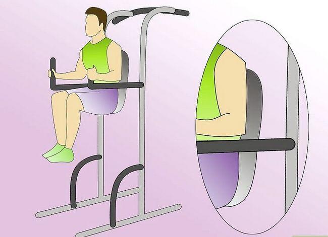 Prent Titel Werk Abdominale Met Die Kaptein`s Chair Step 2
