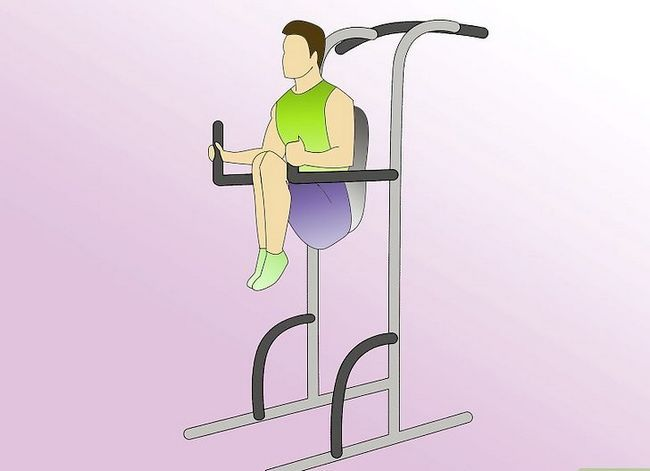 Prent Titel Werk Abdominale Met Die Kaptein`s Chair Step 4