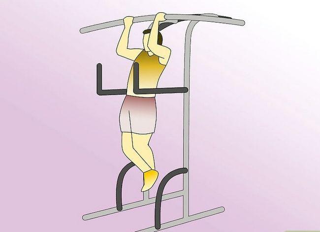 Prent Titel Werk Abdominale Met Die Kaptein`s Chair Step 7