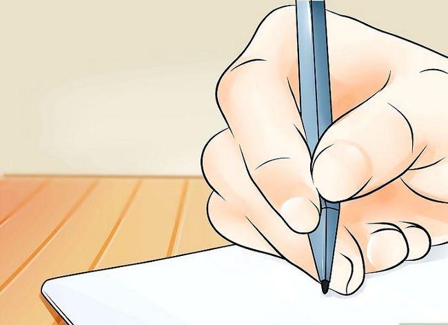 Prent getiteld Kom op met `n skryfprompt Stap 1