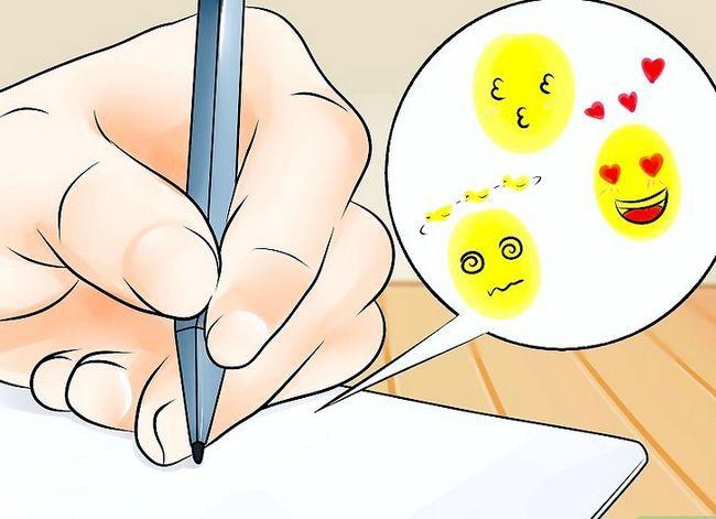 Prent getiteld Kom op met `n skryfprompt Stap 4