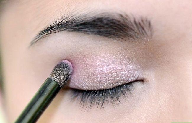 Prent getiteld Doen Make-up in 7de Graad Stap 6