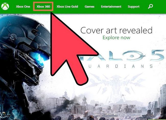 Beeld getiteld Kies tussen `n Xbox 360 en `n Wii Gaming Stelsel Stap 2