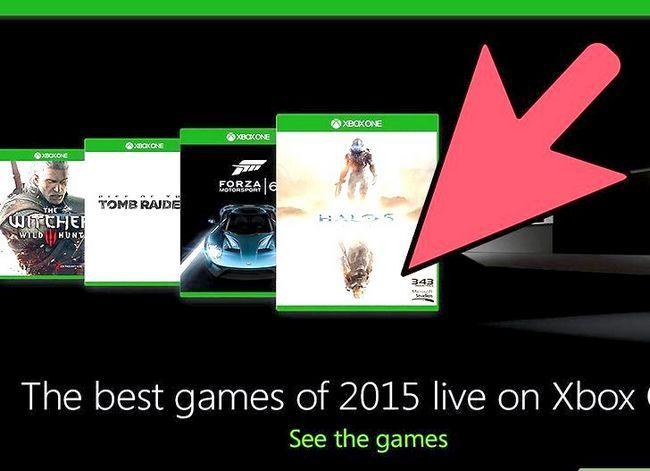 Beeld getiteld Kies tussen `n Xbox 360 en `n Wii Gaming Stelsel Stap 3
