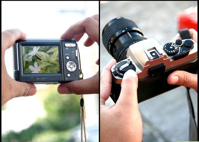 Prent getiteld Kies `n kamera Stap 5