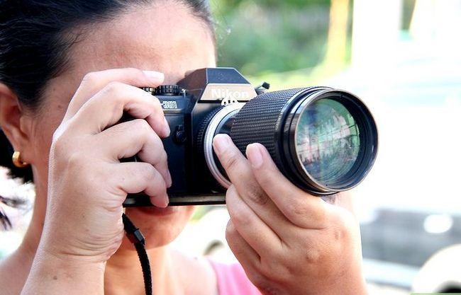 Prent getiteld Kies `n kamera Stap 6