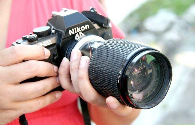 Prent getiteld Kies `n kamera Stap 9
