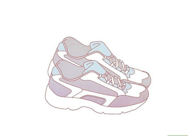 Prent titel Kies Running Shoes Stap 3
