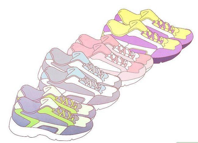 Prent titel Kies Running Shoes Stap 6