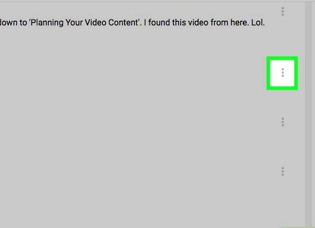 Prent getiteld Verwyder Kommentaar op YouTube Stap 4