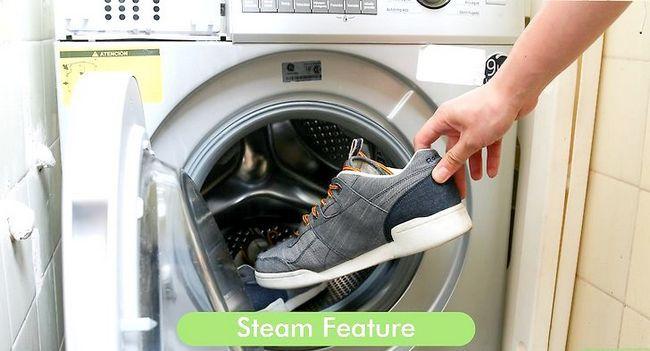 Prent getiteld Freshen Smelly Shoes Stap 6