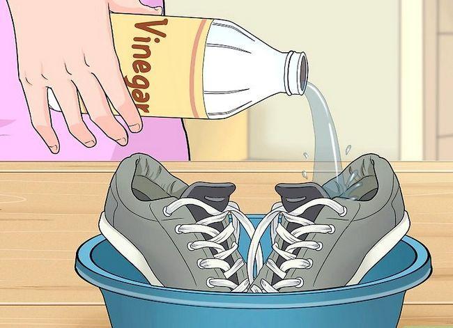 Prent getiteld Elimineer Reuk van Stinkende Skoene Stap 10