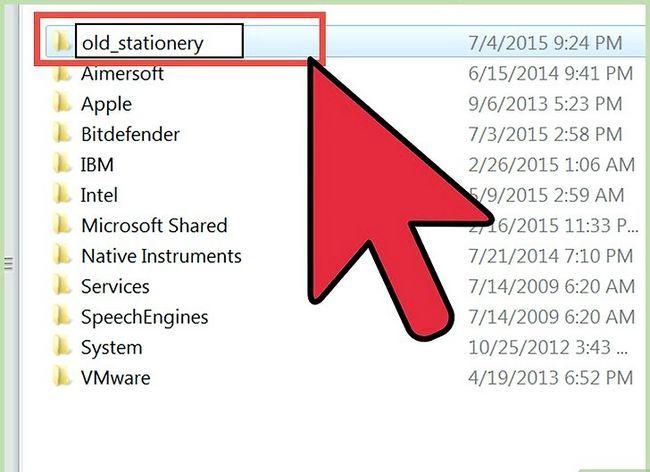 Prent getiteld Verwyder Outlook Express Stap 5