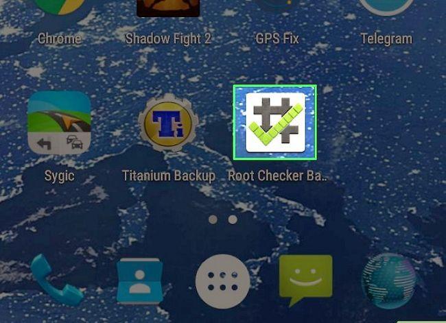 Prent getiteld Verwyder die Samsung Pay App Stap 1