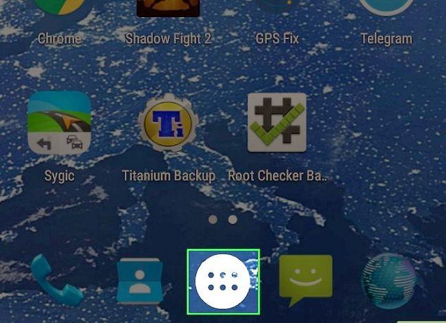 Prent getiteld Verwyder die Samsung Pay App Stap 5