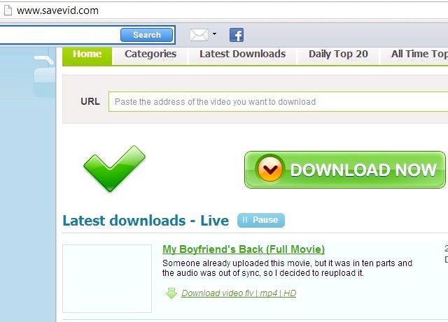 Prent getiteld Stream Live Video Stap 1Bullet1