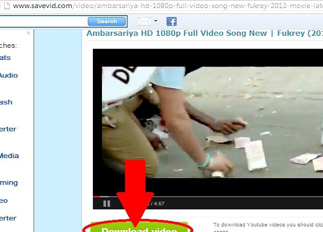 Prent getiteld Stream Live Video Step 1Bullet3